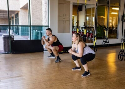 Fit-Body-Toddy-Fitness-FBTF-Male-Female-Athletes-Squat-Body-Weight